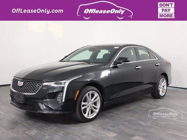 2020 Cadillac CT4 for sale in Bradenton, FL