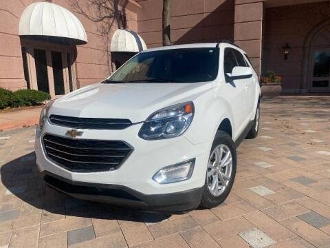 2017 Chevrolet Equinox for sale at Nationwide Auto Sales in Melvindale MI