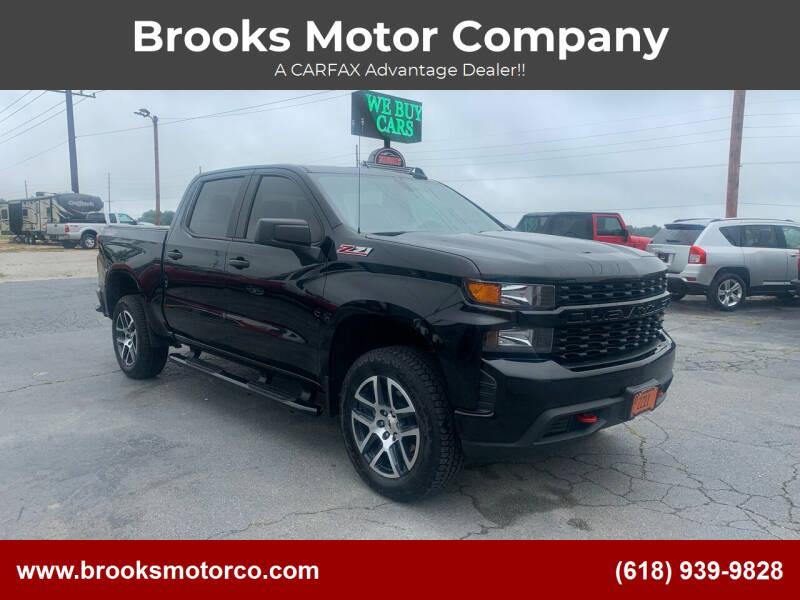 2019 Chevrolet Silverado 1500 for sale at Brooks Motor Company in Columbia IL