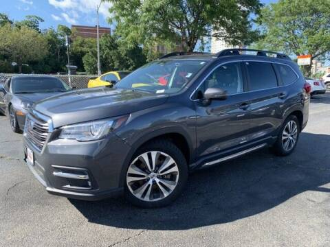 2019 Subaru Ascent for sale at Sonias Auto Sales in Worcester MA