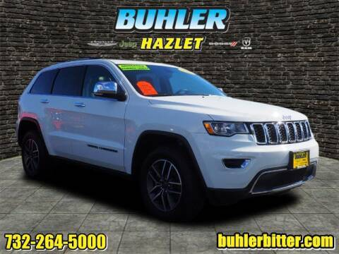 2020 Jeep Grand Cherokee for sale at Buhler and Bitter Chrysler Jeep in Hazlet NJ