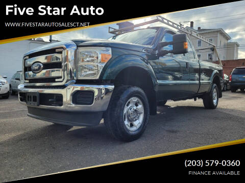 2011 Ford F-250 Super Duty for sale at Five Star Auto Sales in Bridgeport CT