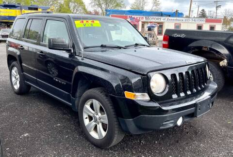 2013 Jeep Patriot for sale at Mayer Motors of Pennsburg in Pennsburg PA