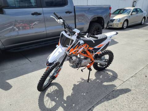 2021 KAYO 140 for sale at WolfPack PowerSports in Moses Lake WA
