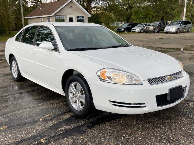 2013 Chevrolet Impala for sale at Miller Auto Sales in Saint Louis MI