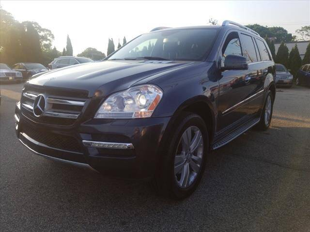 2012 Mercedes-Benz GL-Class for sale at East Providence Auto Sales in East Providence RI