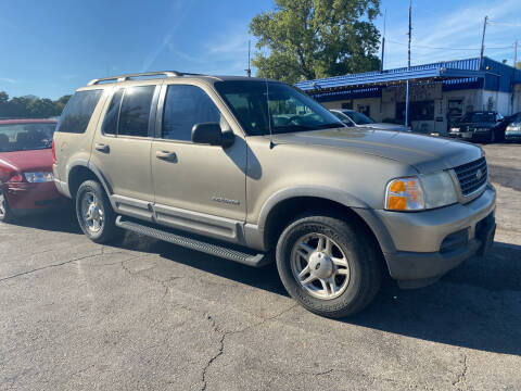 2002 Ford Explorer for sale at Dave-O Motor Co. in Haltom City TX