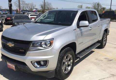 2016 Chevrolet Colorado for sale at CMC AUTOMOTIVE in Roann IN