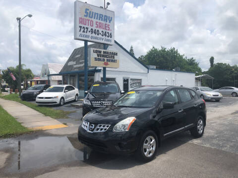2012 Nissan Rogue for sale at Sunray Auto Sales Inc. in Holiday FL