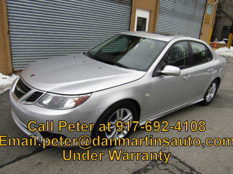 2011 Saab 9-3 for sale at Dan Martin's Auto Depot LTD in Yonkers NY