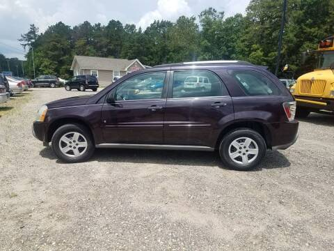 2006 Chevrolet Equinox for sale at MIKE B CARS LTD in Hammonton NJ