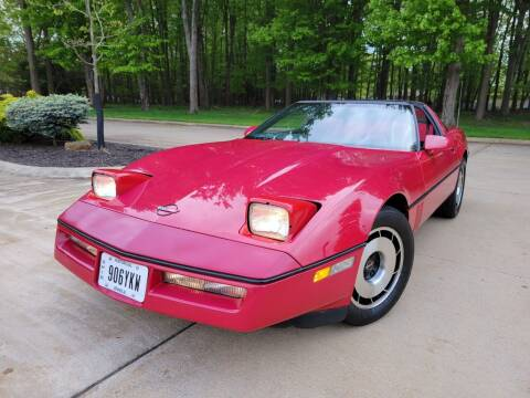 1984 Chevrolet Corvette for sale at Lease Car Sales 3 in Warrensville Heights OH
