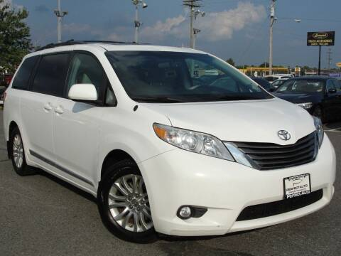 2012 Toyota Sienna for sale at Perfect Auto in Manassas VA