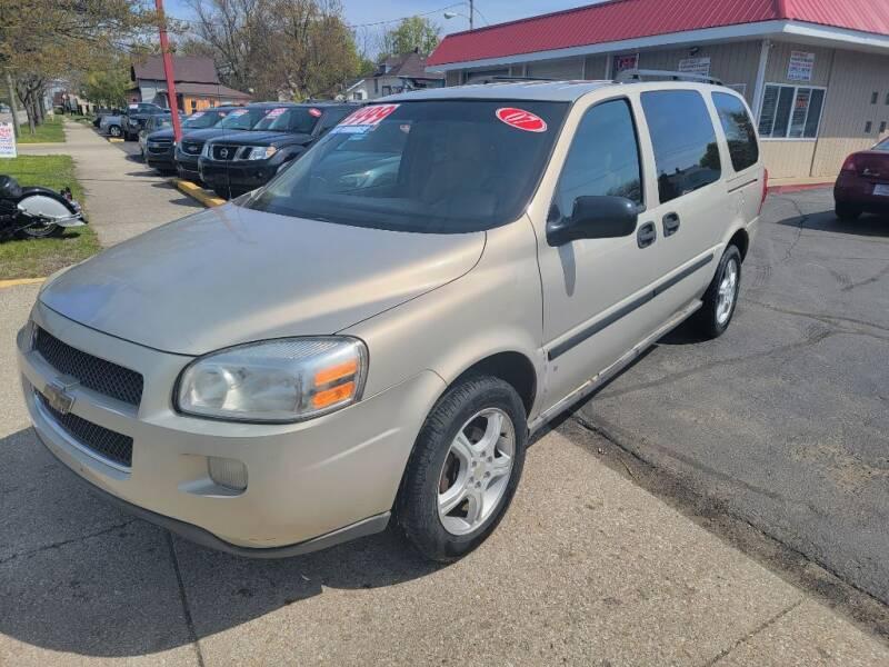 2007 Chevrolet Uplander for sale in Elkhart, IN