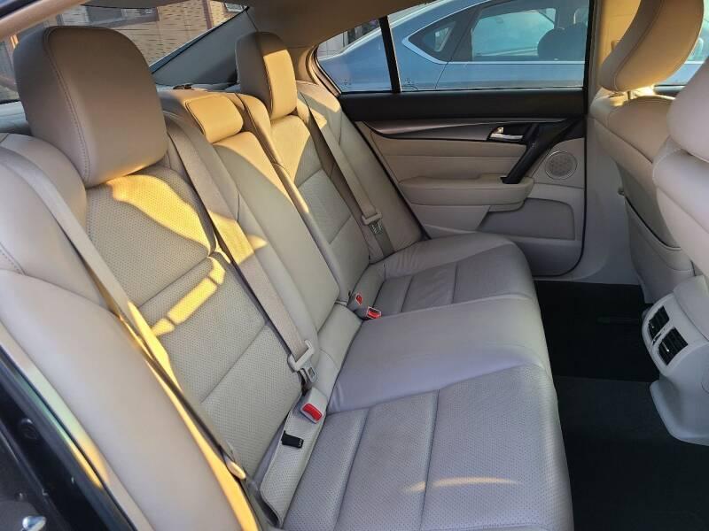 2012 Acura TL 4dr Sedan w/Technology Package - Buellton CA