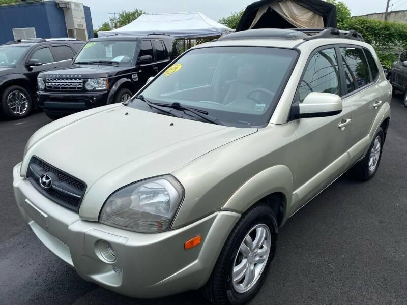 2006 Hyundai Tucson for sale at TD MOTOR LEASING LLC in Staten Island NY