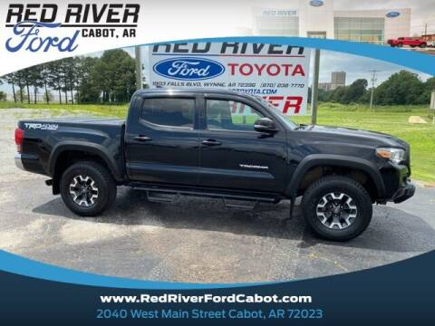 2017 Toyota Tacoma for sale at RED RIVER DODGE - Red River of Cabot in Cabot, AR