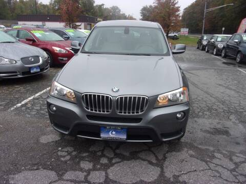 2011 BMW X3 for sale at Balic Autos Inc in Lanham MD
