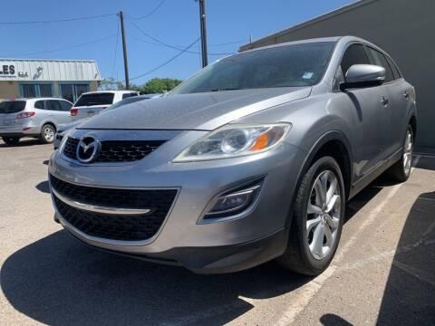 2012 Mazda CX-9 for sale at Top Gun Auto Sales, LLC in Albuquerque NM