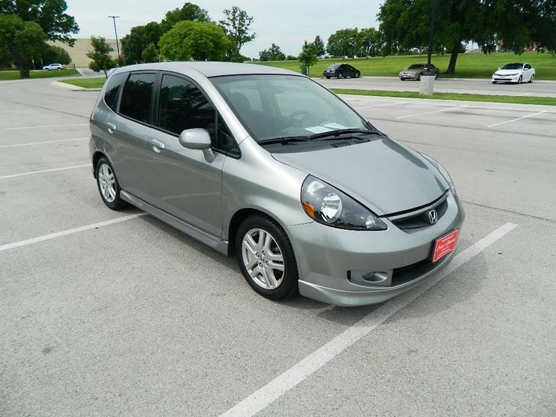 2008 Honda Fit for sale at Craig's Classics in Fort Worth TX