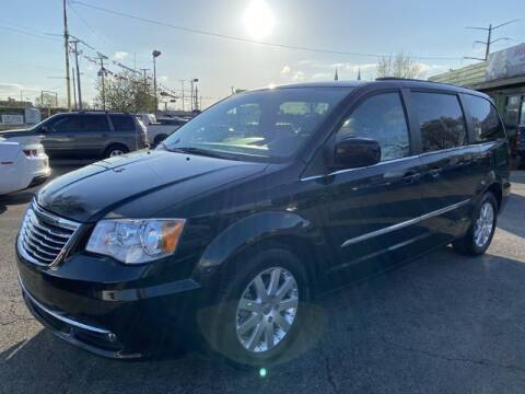 2015 Chrysler Town and Country for sale at Joliet Auto Center in Joliet IL
