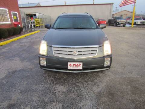 2008 Cadillac SRX for sale at X Way Auto Sales Inc in Gary IN