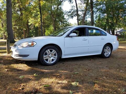2013 Chevrolet Impala for sale at CItywide Auto Credit in Oregon OH