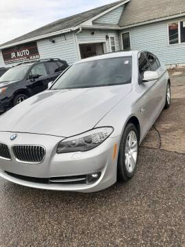 2012 BMW 5 Series for sale at JR Auto in Brookings SD