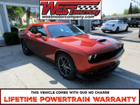 2021 Dodge Challenger for sale at West Motor Company in Preston ID