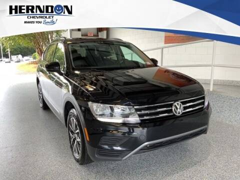 2020 Volkswagen Tiguan for sale at Herndon Chevrolet in Lexington SC