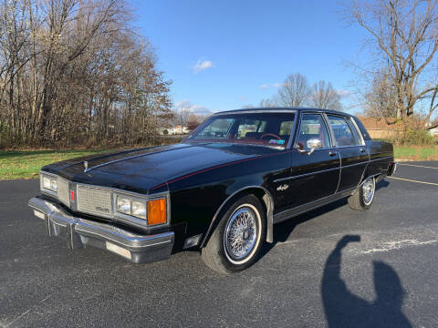 1984 Oldsmobile Ninety-Eight for sale at Action Auto Wholesale - 30521 Euclid Ave. in Willowick OH