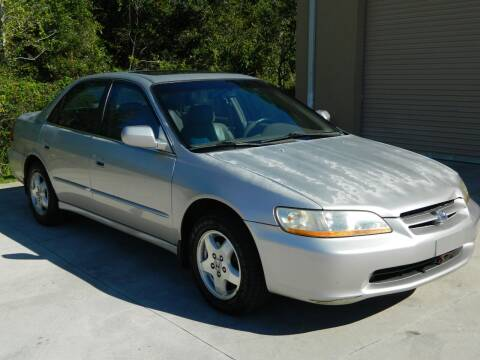 1999 Honda Accord for sale at Jeff's Auto Sales & Service in Port Charlotte FL