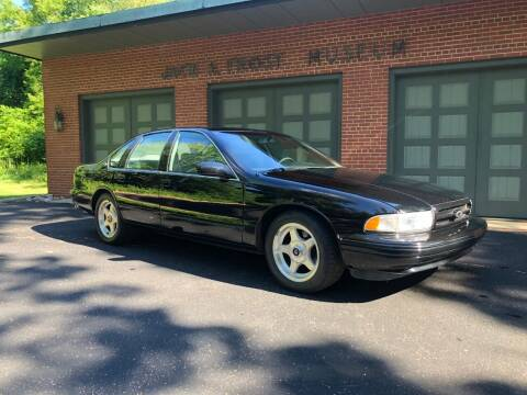 1996 Chevrolet Impala for sale at Jack Frost Auto Museum in Washington MI