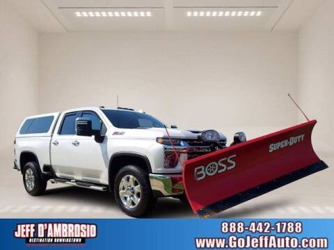 2020 Chevrolet Silverado 2500HD for sale at Jeff D'Ambrosio Auto Group in Downingtown PA