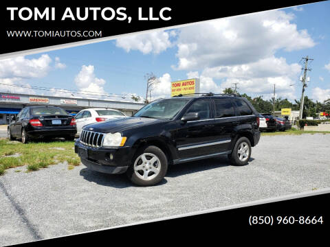 2007 Jeep Grand Cherokee for sale at TOMI AUTOS, LLC in Panama City FL