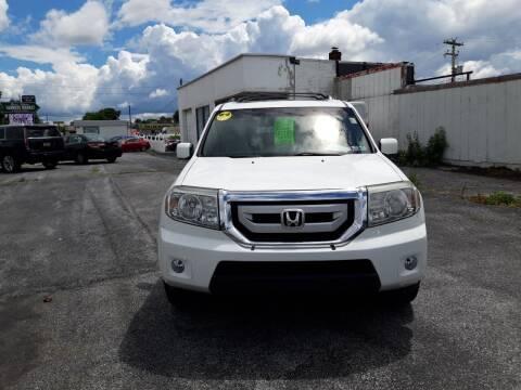 2011 Honda Pilot for sale at Automotive Fleet Sales in Lemoyne PA