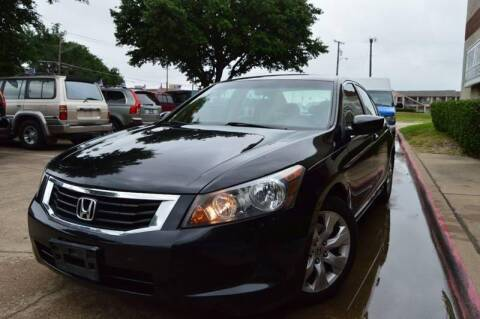 2010 Honda Accord for sale at E-Auto Groups in Dallas TX