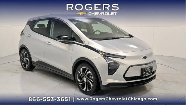 2022 Chevrolet Bolt EV for sale in Chicago, IL