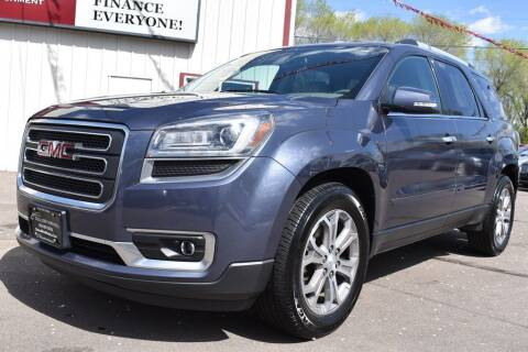 2013 GMC Acadia for sale at Dealswithwheels in Inver Grove Heights MN