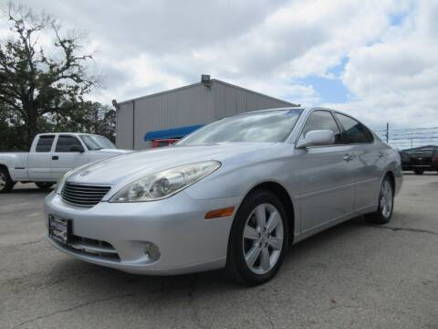 2005 Lexus ES 330 for sale at Quality Investments in Tyler TX
