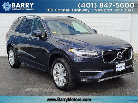 2017 Volvo XC90 for sale at BARRYS Auto Group Inc in Newport RI