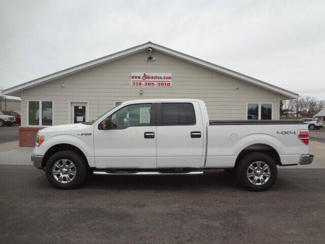 2009 Ford F-150 for sale at GIBB'S 10 SALES LLC in New York Mills MN