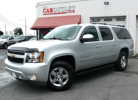 2012 Chevrolet Suburban for sale at MY CAR OUTLET in Mount Crawford VA