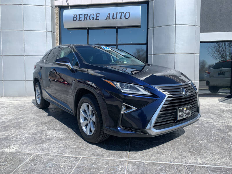 2016 Lexus RX 350 for sale at Berge Auto in Orem UT