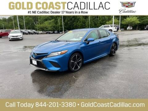 2018 Toyota Camry for sale at Gold Coast Cadillac in Oakhurst NJ