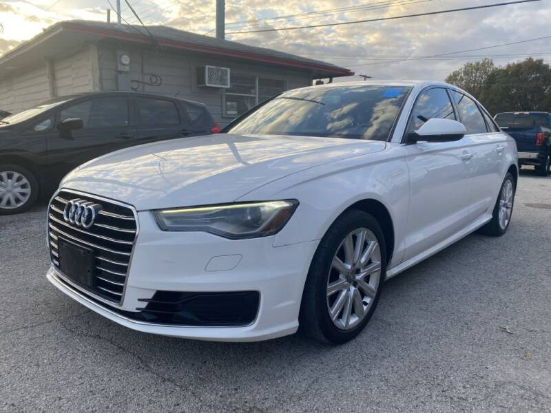 2016 Audi A6 for sale at Pary's Auto Sales in Garland TX