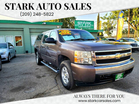 2007 Chevrolet Silverado 1500 for sale at Stark Auto Sales in Modesto CA