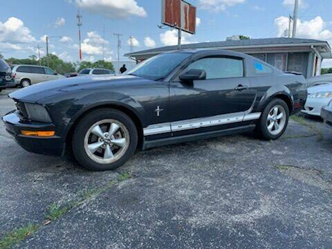 2007 Ford Mustang for sale at Sportscar Group INC in Moraine OH