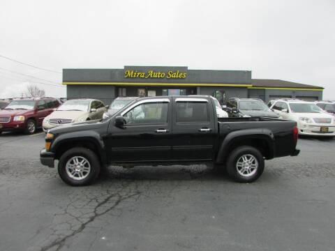 2010 Chevrolet Colorado for sale at MIRA AUTO SALES in Cincinnati OH