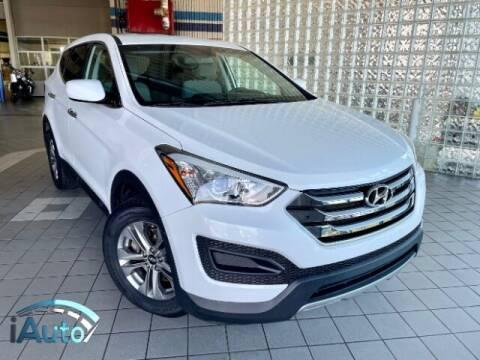 2015 Hyundai Santa Fe Sport for sale at iAuto in Cincinnati OH